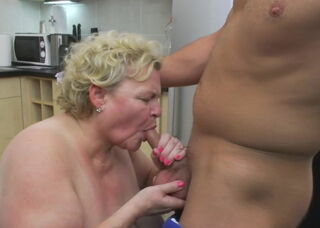 Hard-core mother and studs